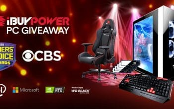 iBUYPOWER Gaming PC Giveaway (ends 12/9)