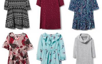 Crazy8: 12 Days of Gifts Day 7 – 50% Off Dresses at Crazy8 + FREE Shipping! (today only)