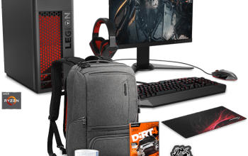 Lenovo Gaming Gear Giveaway – Enter Daily! (Ends 12/14)
