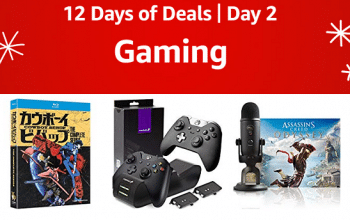 Amazon 12 Days of Deals Day 2: Gaming