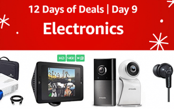 Amazon 12 Days of Deals Day 9: Electronics