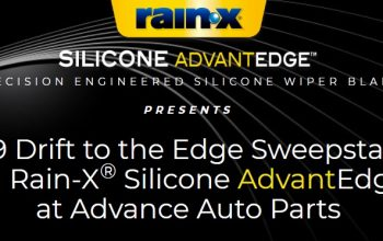 Drift to the Edge Sweepstakes with Rain-X® (Ends 12/18)