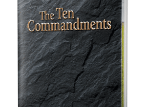FREE 10 Commandments Study Booklet