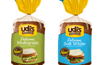 NEW Social Nature Sampling Opportunity: Udi's Gluten Free Bread
