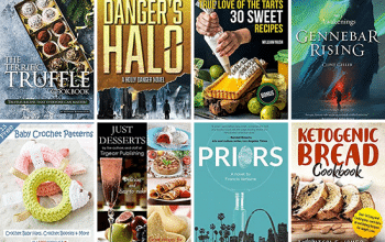 FREE Kindle Books for 12/6