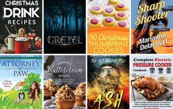 FREE Kindle Books for 12/7