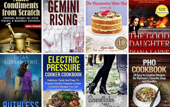 FREE Kindle Books for 12/3