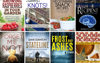 FREE Kindle Books for 12/12