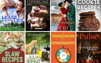 FREE Kindle Books for 12/18