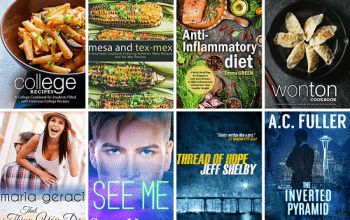 FREE Kindle Books for 12/21