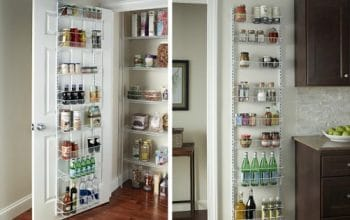 ClosetMaid 8-Tier Wall & Door Rack – 52% Off