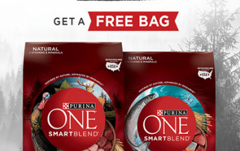 FREE Purina One True Instinct Dog or Cat Food (coupon)