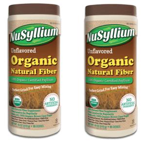 NuSyllium Organic Natural Fiber