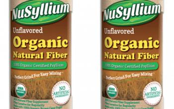 FREE NuSyllium Fiber Supplement Sample