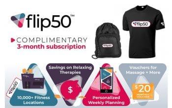 flip50 Sweepstakes – 100 Winners! (Ends 1/25)