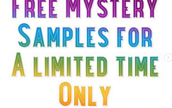 FREE Fra Fra's Naturals Product Samples (Instagram required)