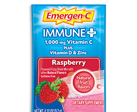 FREE Emergen-C Drink Mix Sample