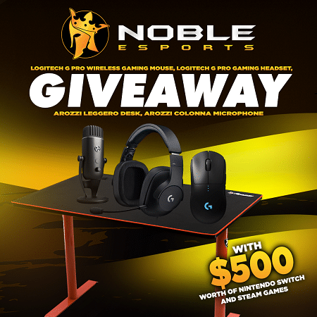 Noblegg Gaming Giveaway (ends 2/17) - Freebies and Free