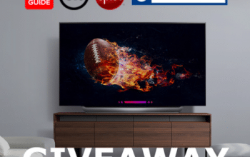 Enter to Win a LG 65″ OLED TV + More (ends 2/3)