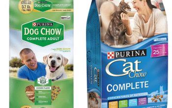 FREE Bag of Purina One Dog or Cat Food (coupon)