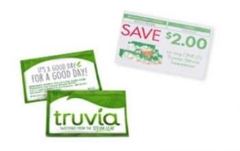 FREE Truvia Natural Sweetener Sample