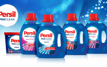 FREE Sample of Persil ProClean Laundry Detergent