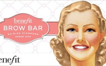 FREE Brow Arch Service at at Benefit BrowBar (birthday freebie)