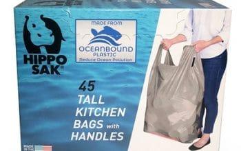 NEW Mom's Meet Sampling Opportunity: Hippo Sak Tall Kitchen Bags