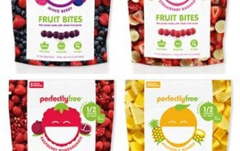 NEW Mom's Meet Sampling Opportunity: perfectlyfree Fruit Bites