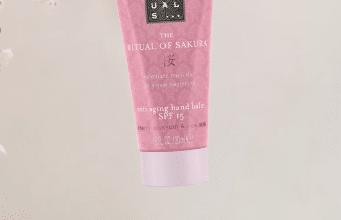 FREE Rituals Cosmetics Sakura Hand Lotion Sample