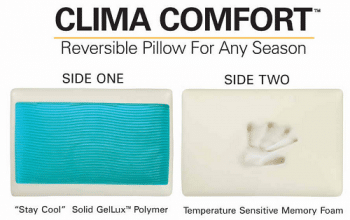 Enter to Win a Broyhill Clima Comfort Pillow (ends 3/31)
