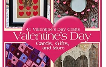 FREE Kindle Book: 41 Valentine's Day Crafts