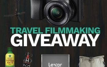 Adventure Labs Travel Filmmaker Giveaway (ends 3/1)
