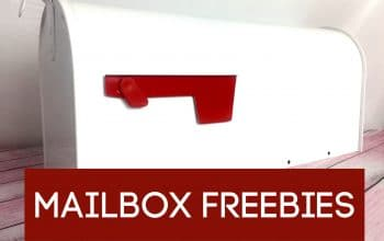 YouTube Video: Mailbox Freebies in Five Minutes (2/8/19)