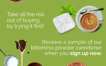 FREE Stevia Select Sweetener Sample
