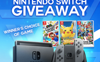 Vast Nintendo Switch Giveaway (ends 3/7)