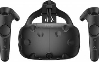 Enter to Win an HTC Vive Virtual Reality System (ends 6/1)