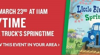 FREE Storytime & Activities at Barnes & Noble on March 23rd!