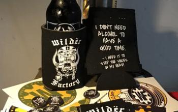 FREE Wilder Factory Swag Bag