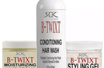 FREE B-TWIXT Hair Care Product Sample