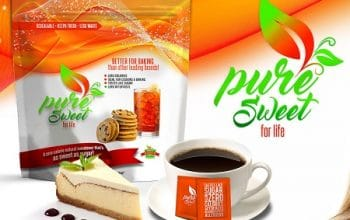 FREE Pure Sweet for Life Sweetener Sample
