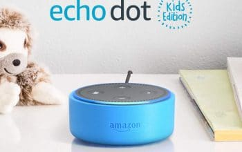 Amazon: 50% off Echo Dot Kids Edition (Easter Basket Idea)