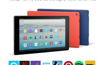 Amazon: Save $50 on the Fire HD 10 32GB