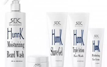 FREE Hunnk Personal Care Product for Men Sample