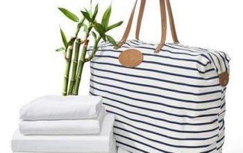 Enter to Win a Cozy Earth Premium Bamboo Bedding Bundle (ends 3/22)