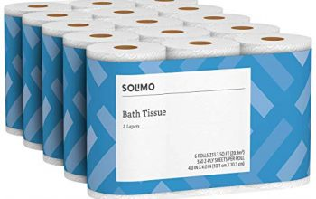 Save on Amazon Brand Toilet Paper – 30 Count
