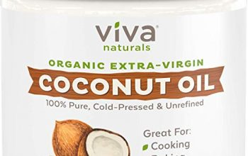 Amazon: Viva Naturals Organic Extra Virgin Coconut Oil Under $11!