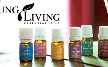 FREE Young Living Essential Oil or Cleaner Sample