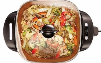 Amazon Deal: 12-inch Bella Electric Skillet