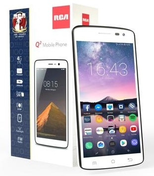 Enter to Win an RCA Q2 LTE Smartphone (ends 4/30) - Freebies